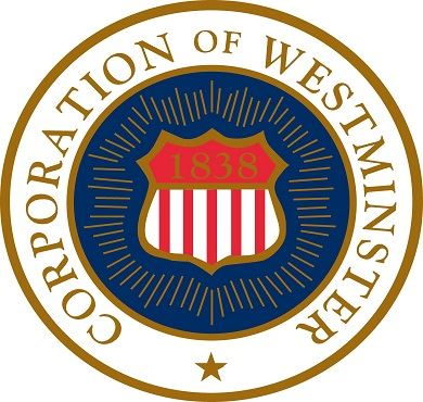 official city of westminster seal